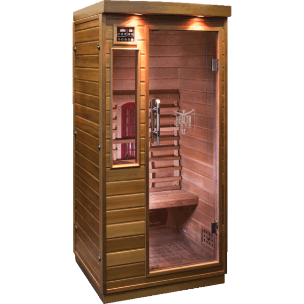 SC9001 - www.healthwave.be - infrarood sauna.