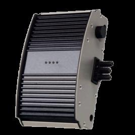 100E-ESM-BK - afstandbedienbare-dimmer-heatstrip-zwart