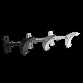 T-muurbeugel Titanium