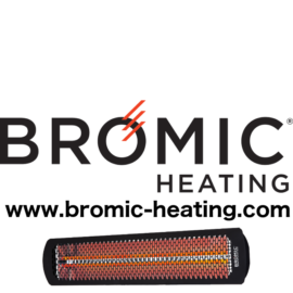 Bromic Tungsten Smart Heat logo electric