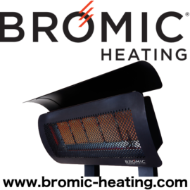 Bromic Tungsten Smart Heat logo gas
