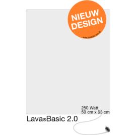 50x63cm -250Watt-Lava basic 2.0www.breedex.com©